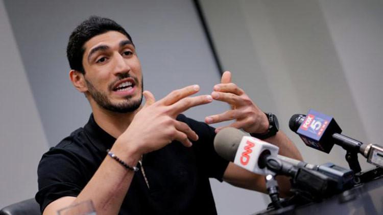 """""""No me atraparán"""": Turquía ordena el arresto de una estrella de la NBA por """"terrorismo"""""""