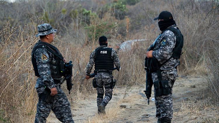 Macabro hallazgo en Veracruz: campesinos mexicanos hallan cinco cuerpos decapitados
