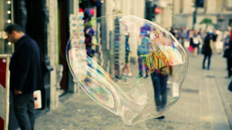 La burbuja que puede destruir la economía mundial