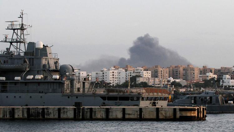 Al menos 28 muertos y más de 120 heridos en Trípoli en enfrentamientos de facciones rivales (VIDEO)