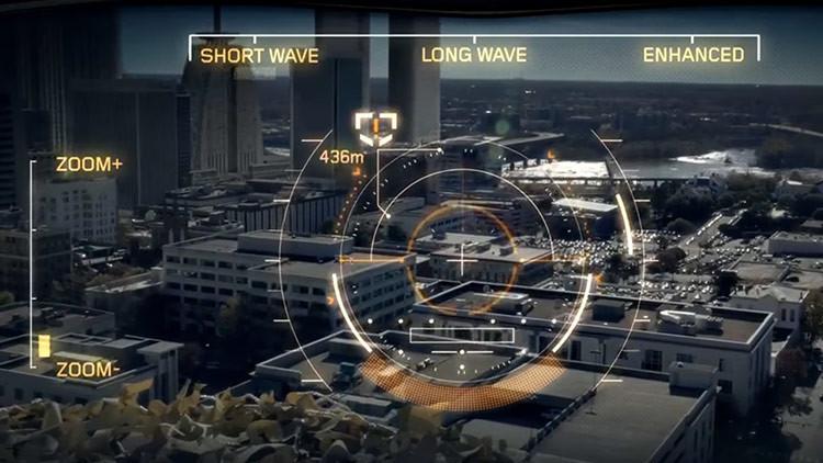 El Pentágono presenta un casco de realidad aumentada para sus soldados (VIDEO)