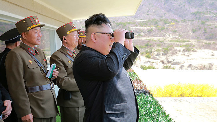 """""""Grave provocación militar"""": Pionyang acusa a Seúl de violar su espacio aéreo"""