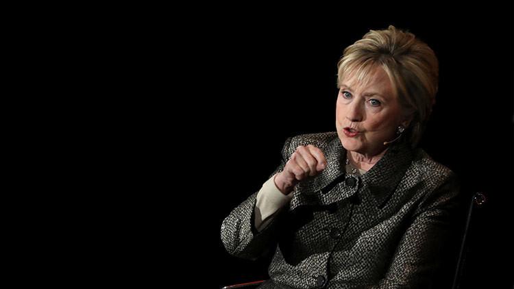 Hillary Clinton advierte de las consecuencias desastrosas que dejará el mandato de Trump