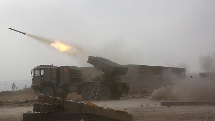 Fuerzas iraquíes inician una ofensiva contra el último bastión del Estado Islámico en Mosul