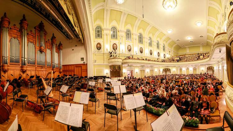 VIDEO: El Concierto en 360° 'Más allá de las barreras 2', que une a músicos de Rusia y EE.UU.