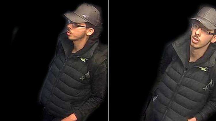 Policía británica revela una fotografía del terrorista de Mánchester en la noche del atentado (FOTO)
