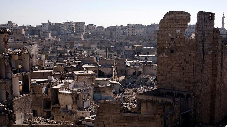 """Siria insta a la ONU a suspender los bombardeos de la coalición por """"fomentar el caos"""""""