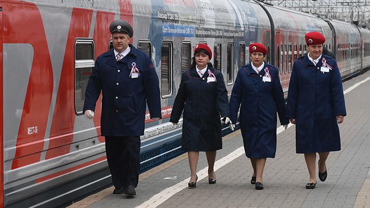 Organizan transporte gratis en tren para los visitantes de la Copa Confederaciones