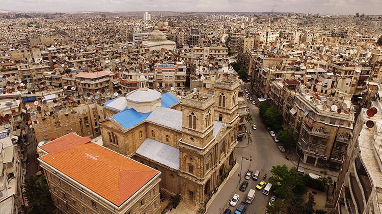 Logra estratégicos avances ejército sirio hacia el este del país