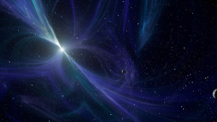 Astrónomos descubren la 'cuna' exacta de la misteriosa señal espacial