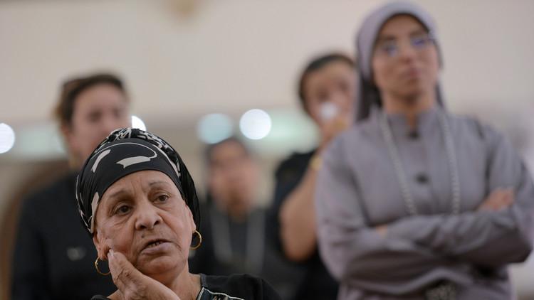 """""""Habrá un baño de sangre para los cristianos"""": Revelan detalles del atentado del EI en Egipto"""