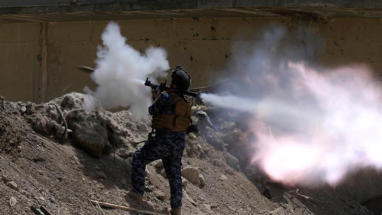 VIDEO: Así se ejecutó el ataque contra el último bastión del Estado Islámico en Mosul