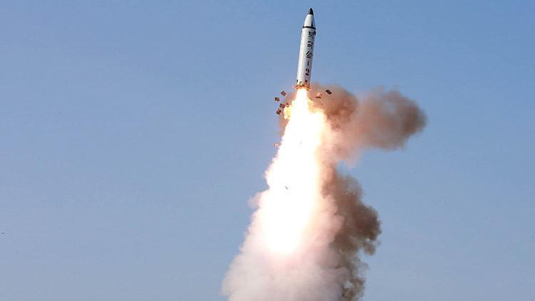 Seúl: Corea del Norte lanza un misil balístico