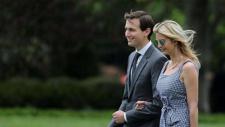 Medios: Ivanka y Kushner pueden dejar a Trump solo en la Casa Blanca