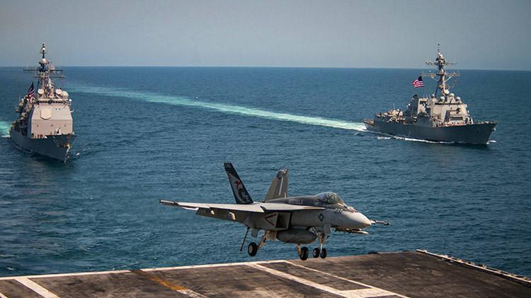 Estos son los tres hábitos con los que EE.UU. y China evitan una guerra naval