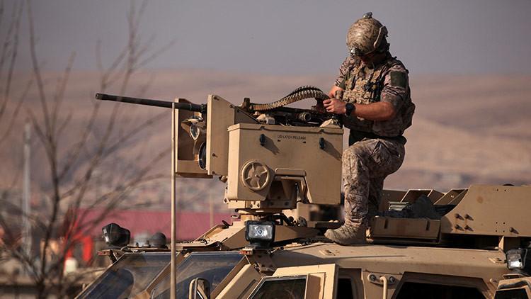 ¿Por qué 'se quedan perdidas' las armas estadounidenses en zonas de conflicto?