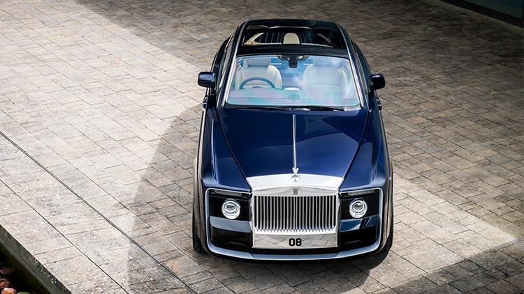 Así es el automóvil considerado el más caro de la historia (VIDEO)