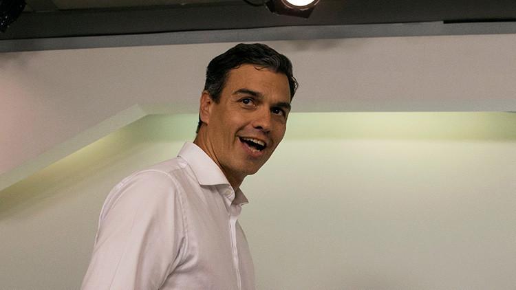 Sánchez garantiza a Rajoy que estará contra el referéndum de independencia