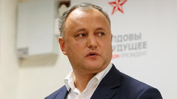 El Gobierno de Moldavia quiere expulsar diplomáticos rusos, en contra de la voluntad del presidente