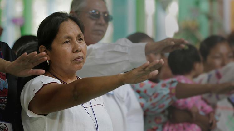 La vocera de los indígenas de México será su candidata a la presidencia en 2018
