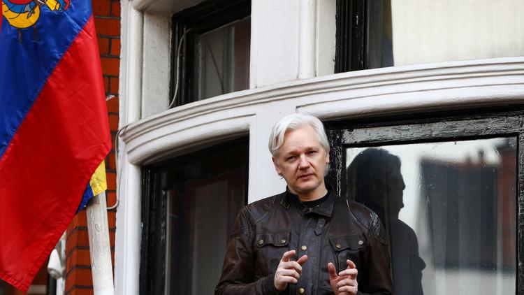 """Assange a Lenín Moreno: """"Ni siquiera EE.UU. me tilda de 'hacker'. Soy periodista y editor."""""""