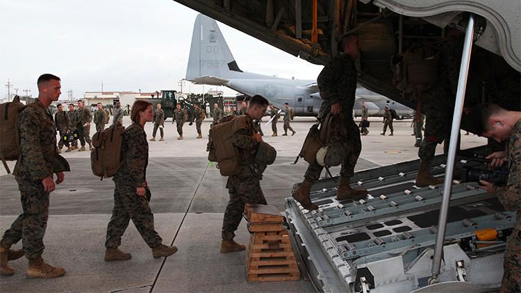 Japón exige a EE.UU. que suspenda sus ejercicios de desembarco aéreo en Okinawa
