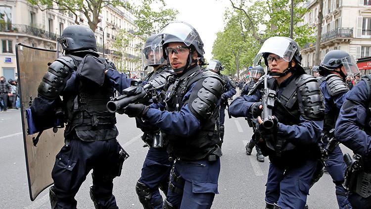 Francia detiene a seis personas en una operación antiterrorista