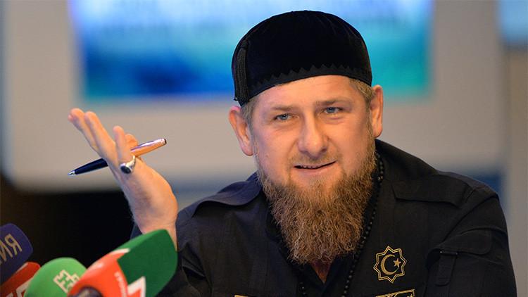 Kadýrov invita a Macron y Merkel a Chechenia para que comprueben la situación de los gays