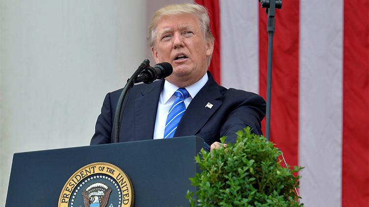 Trump arremete contra Alemania tras las dudas de Merkel sobre el apoyo de EE.UU. a Europa