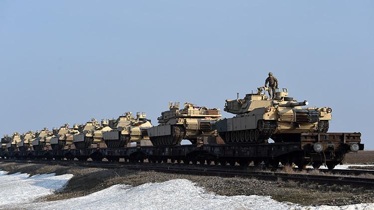 Un video muestra los tanques más grandes y potentes de la historia