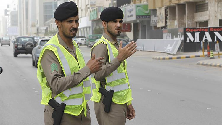 Un hombre armado abre fuego en una escuela privada en la capital de Arabia Saudita