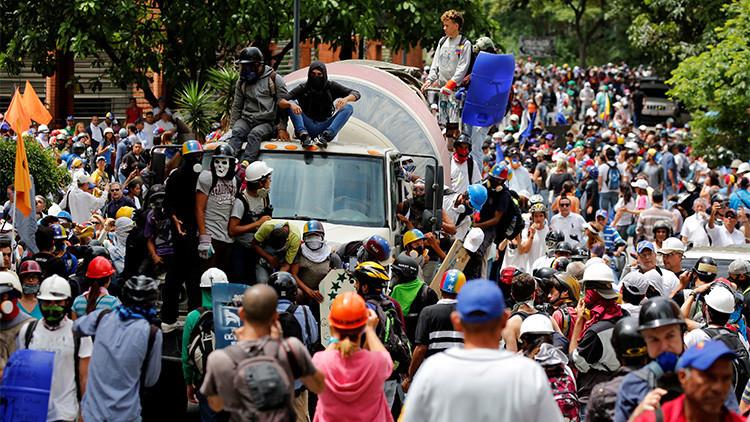 ¿Están ocurriendo crímenes de odio en Venezuela?