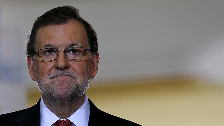 Pleno de 'tropiezos' en el Congreso: Rajoy se equivoca en la votación y un diputado cae de la silla