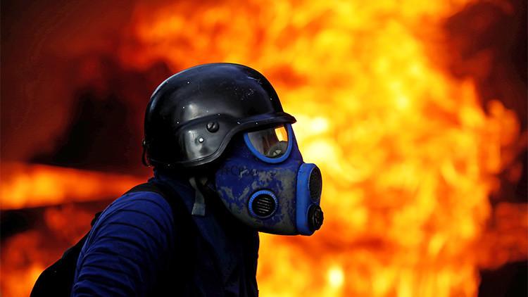 Venezuela: Estos son los derechos humanos que viola la 'guarimba'