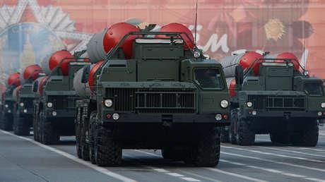 Sistemas Triumf S-400.