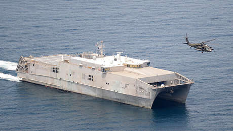 Comando sur de EEUU inicia ejercicio militares frente a las costas venezolanas