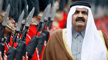 Hamad bin Jalifa Al Thani, exemir de Catar