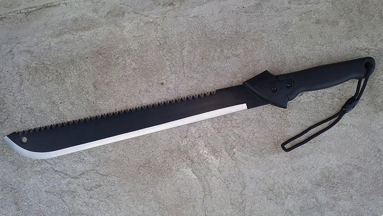 EE.UU.: Una adolescente mata a cuchilladas y machetazos a un conductor de Uber