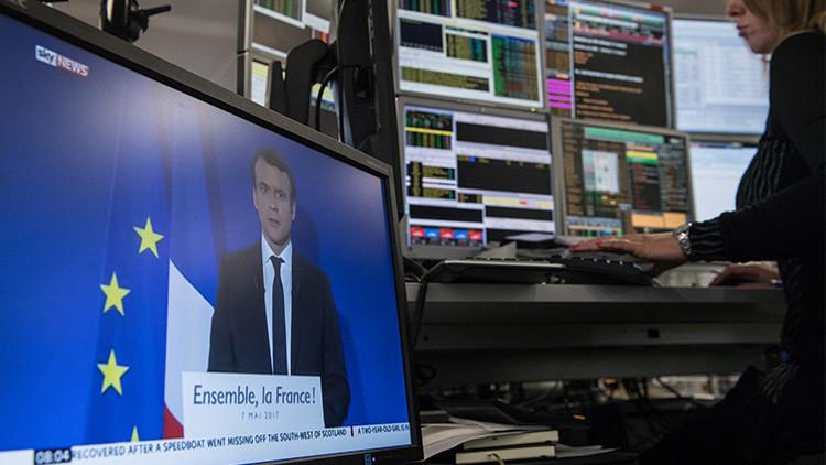 Francia no halla huellas de 'hackers' rusos en el ataque contra la campaña presidencial de Macron