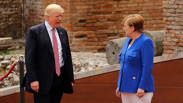 De vasallo a rival: ¿Qué sucede con la relación entre EE.UU. y Alemania?