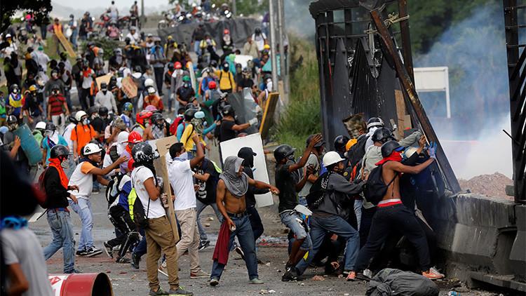 Defensoría confirma 1.119 lesionados en Venezuela, 340 son policías