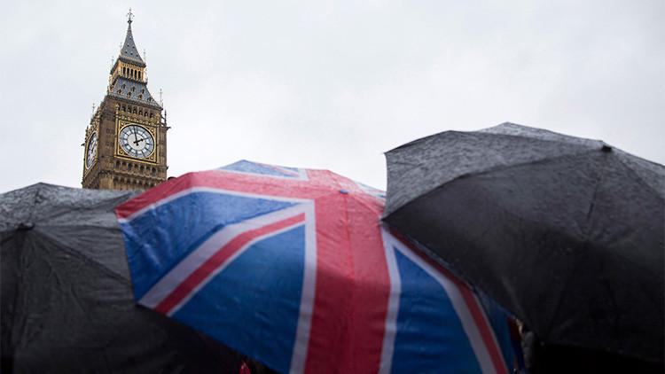 El Reino Unido se convierte en la economía con menor crecimiento del G7 tras el 'Brexit'