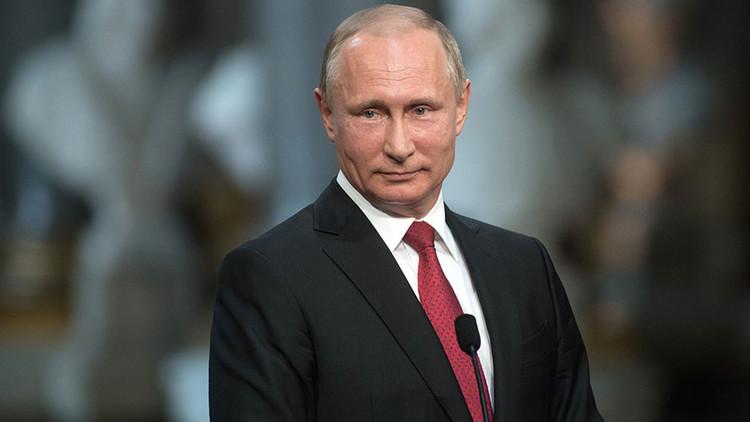 """Putin sobre Trump: """"¿Cómo puedes ser amigo de alguien a quien no conoces?"""""""