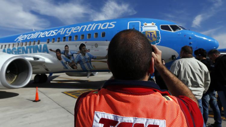 Un piloto de Aerolíneas Argentinas toma una decisión de vida o muerte para salvar a un niño