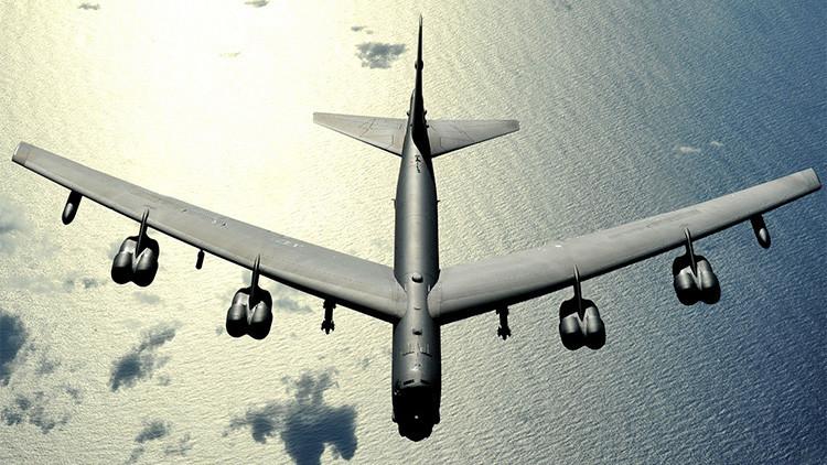 EE.UU. envía varios bombarderos B-52 a las fronteras de Rusia