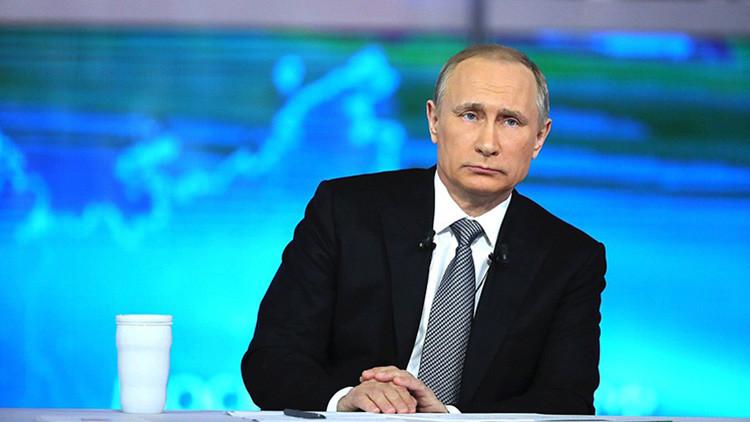 """Putin: """"Los contactos entre Rusia y EE.UU. están en el nivel más bajo desde la Guerra Fría"""""""
