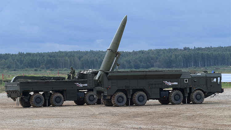 Video: Rusia destruye un 'campo terrorista' con misiles tácticos Iskander-M en Tayikistán