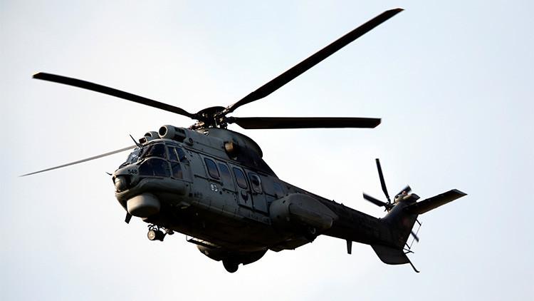 Milicianos kurdos se atribuyen el derribo de un helicóptero militar de Turquía