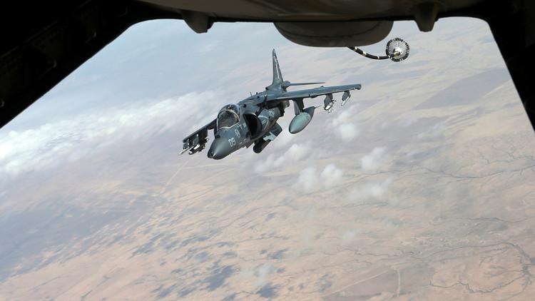 La coalición liderada por EE.UU. admite que sus ataques mataron a casi 500 civiles en Siria e Irak