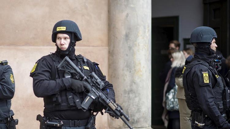 Un hombre armado abre fuego en Copenhague